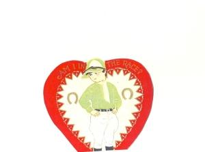 Jockey Valentine